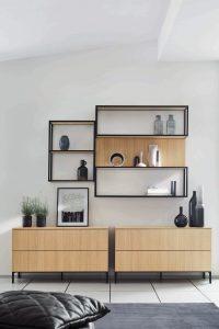 Für den Wohnbereich eröffnen die Küchenanbieter ebenfalls vielfältige Optionen. (Foto: AMK)