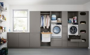 Auch für den Hauswirtschaftsraum kommt es auf eine optimale Gestaltung an. (Foto: AMK)